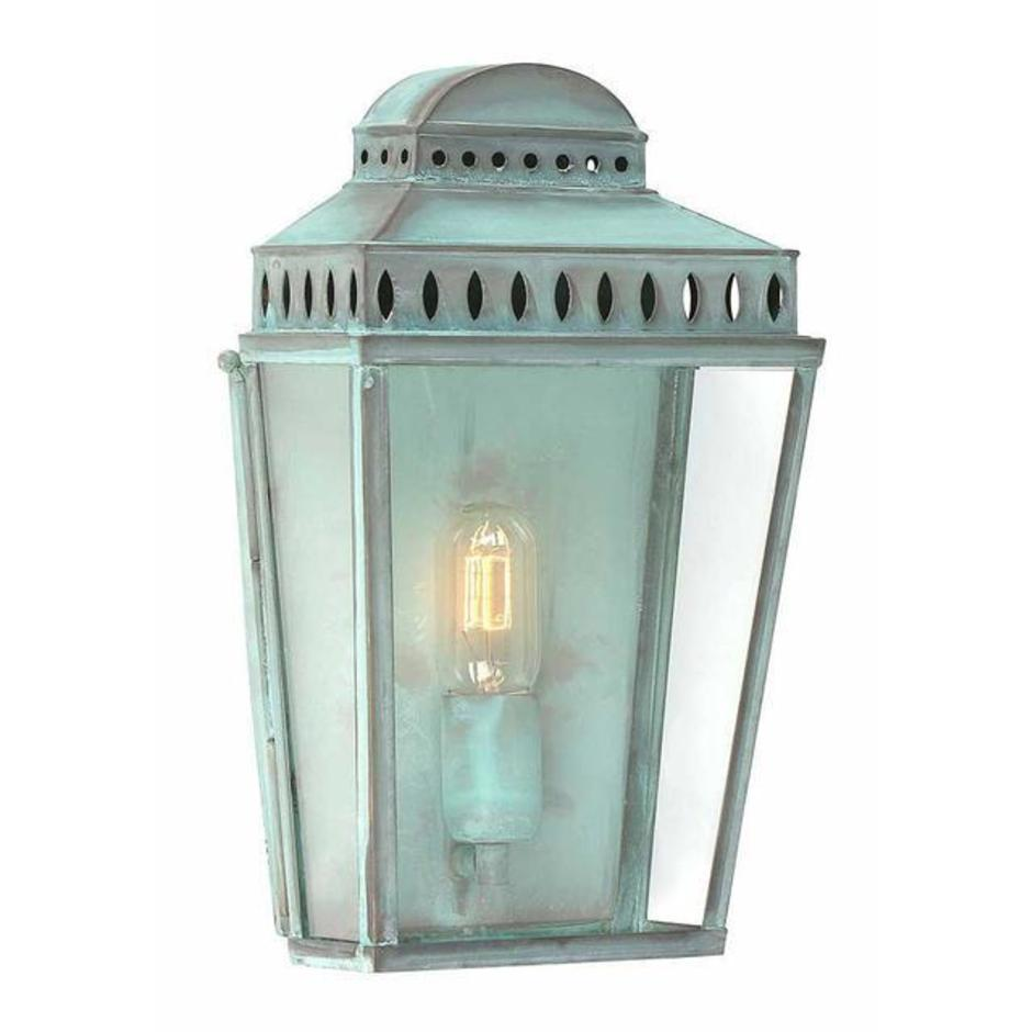 Mansion House Outdoor Flush Wall Lantern