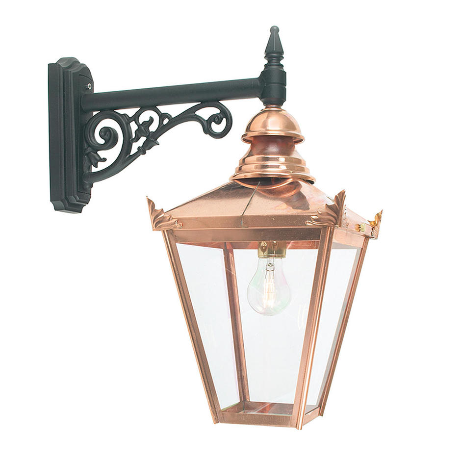 Chelsea Down Outdoor Wall Lantern