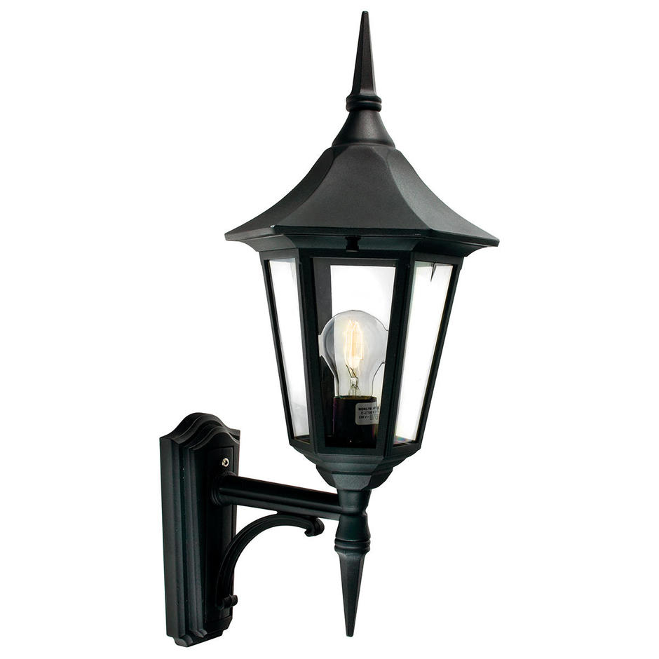 Valencia Outdoor Up Wall Lanterns