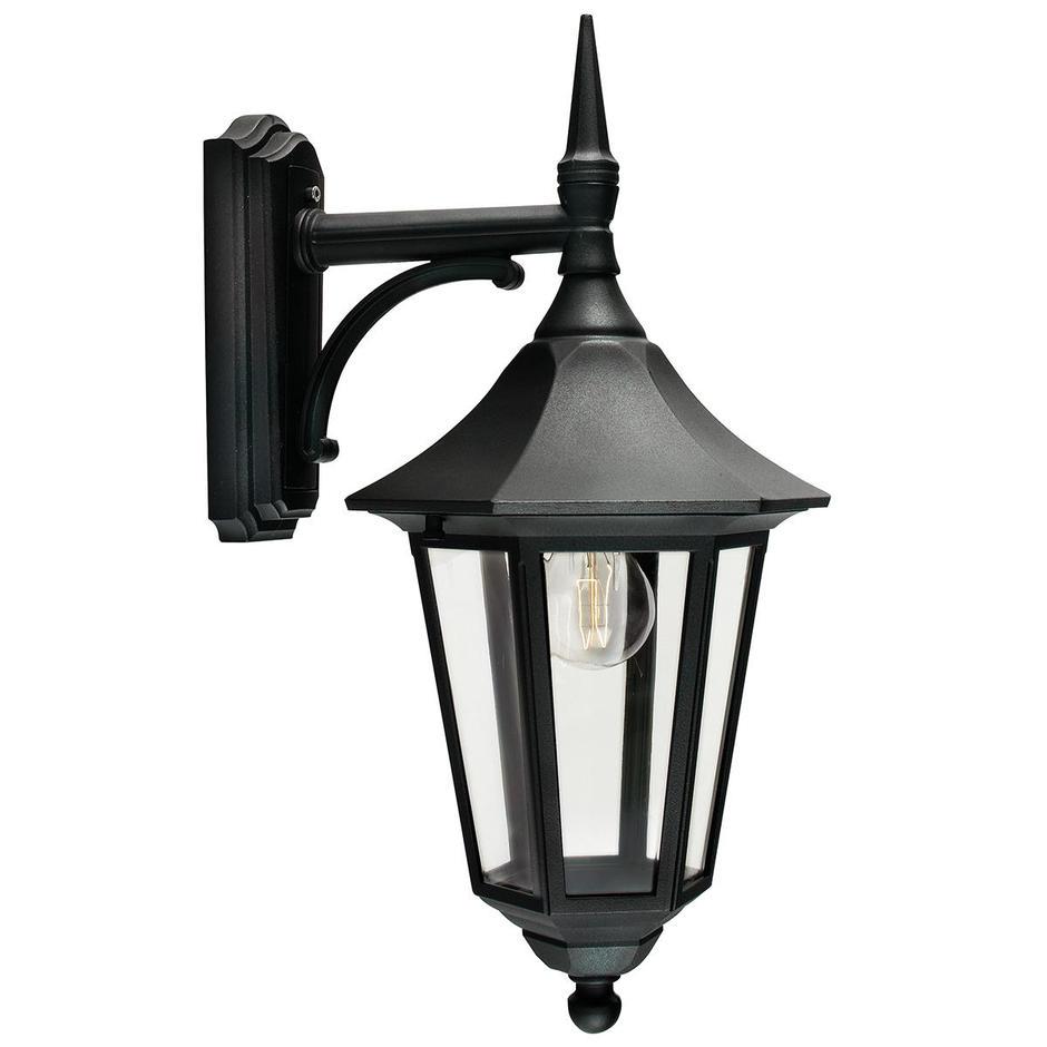 Valencia Outdoor Down Wall Lantern