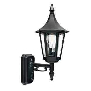 Rimini Outdoor Up Wall Lanterns