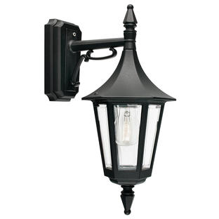 Rimini Outdoor Down Wall Lantern