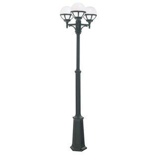 Bologna Outdoor Triple Post Lantern