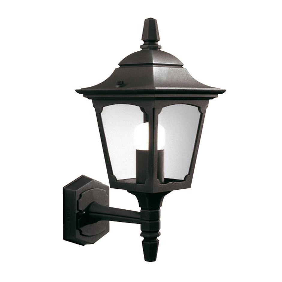 Chapel Mini Outdoor Up Wall Lantern