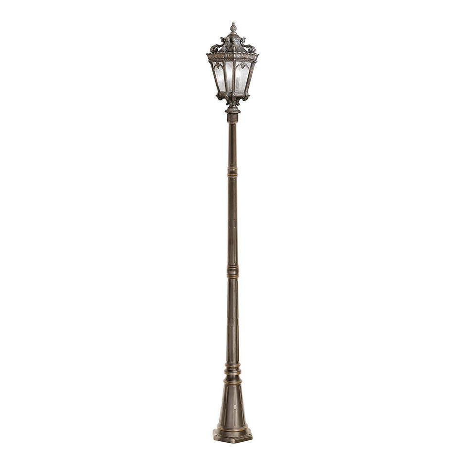 Tournai Outdoor Post Lantern