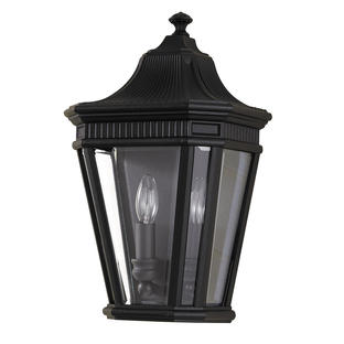 Cotswold Lane Outdoor Flush Wall Lantern