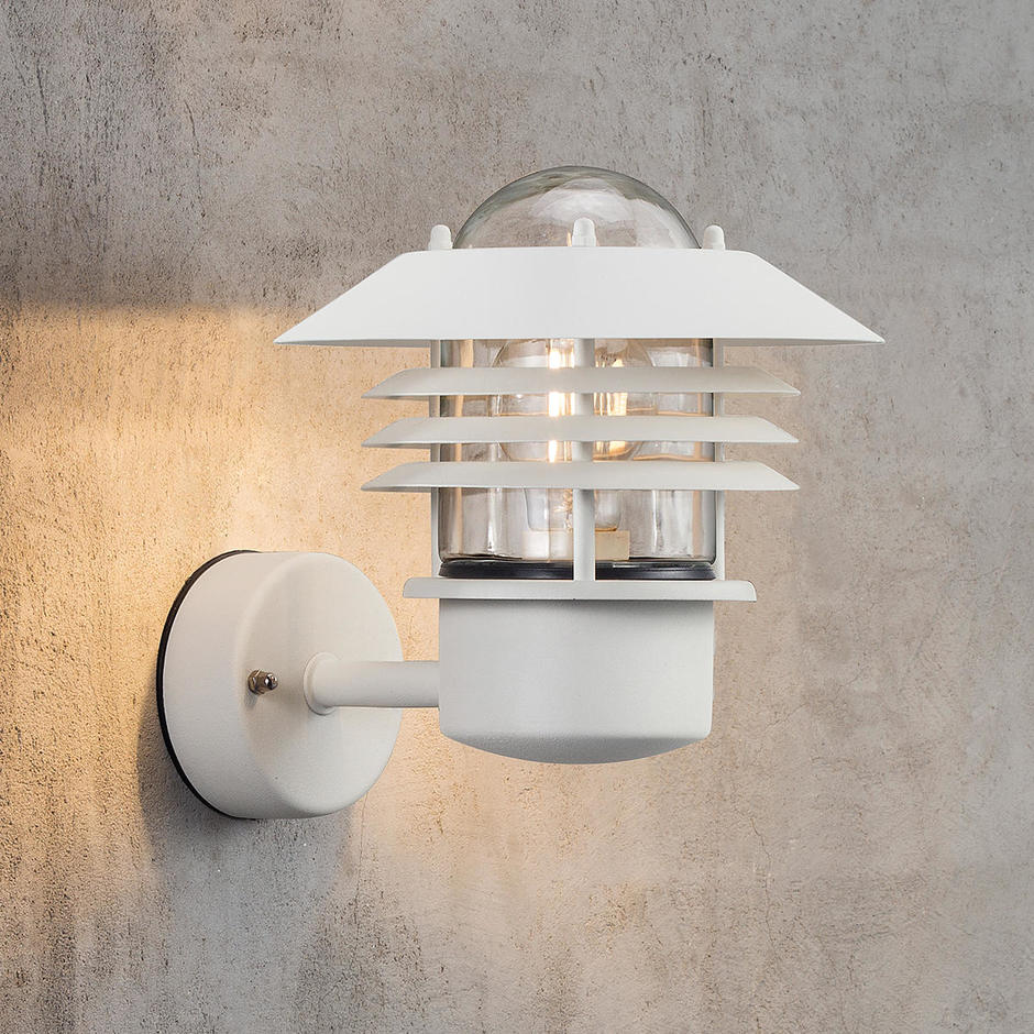 Vejers  Outdoor Up Wall Lighting