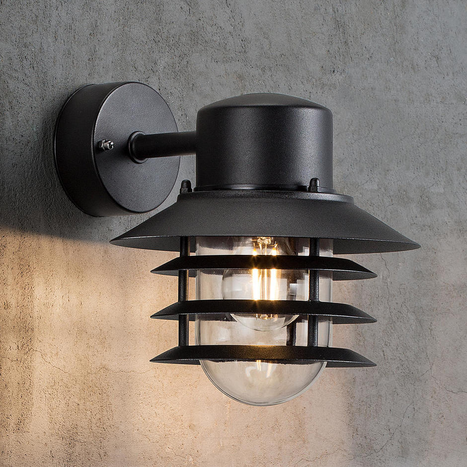 Vejers  Outdoor Down Wall Lighting
