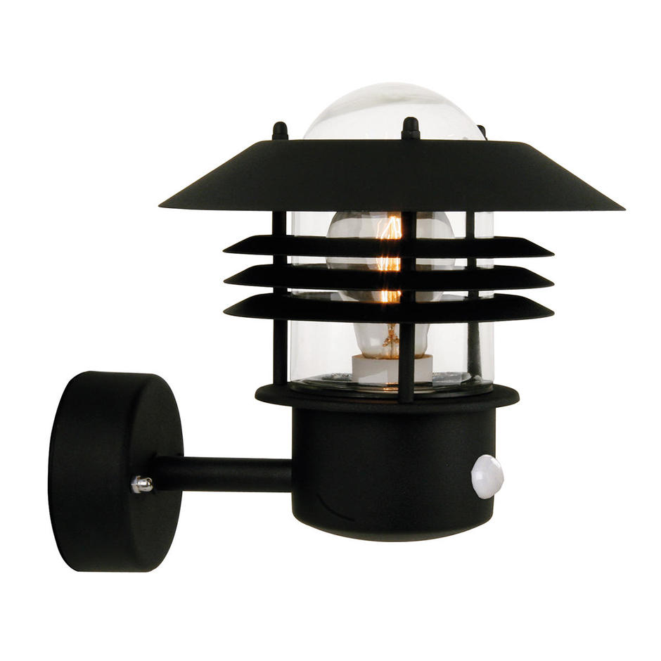 Vejers Outdoor Wall Lights with Sensor