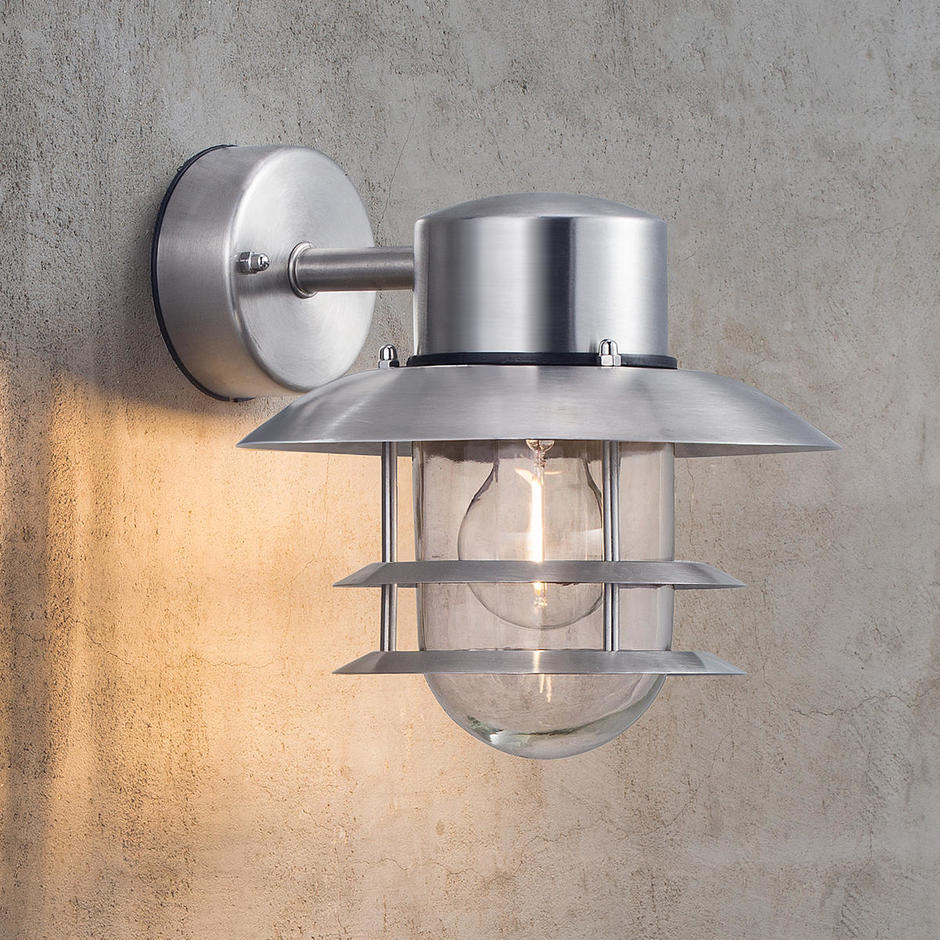 Blokhus Outdoor Down Wall Lighting