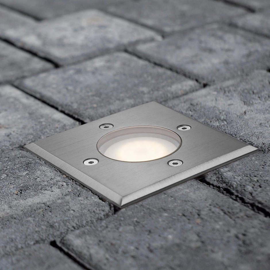 Pato Outdoor Square Spotlights