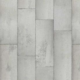 Concrete Wallpaper - Large Tiled Concrete