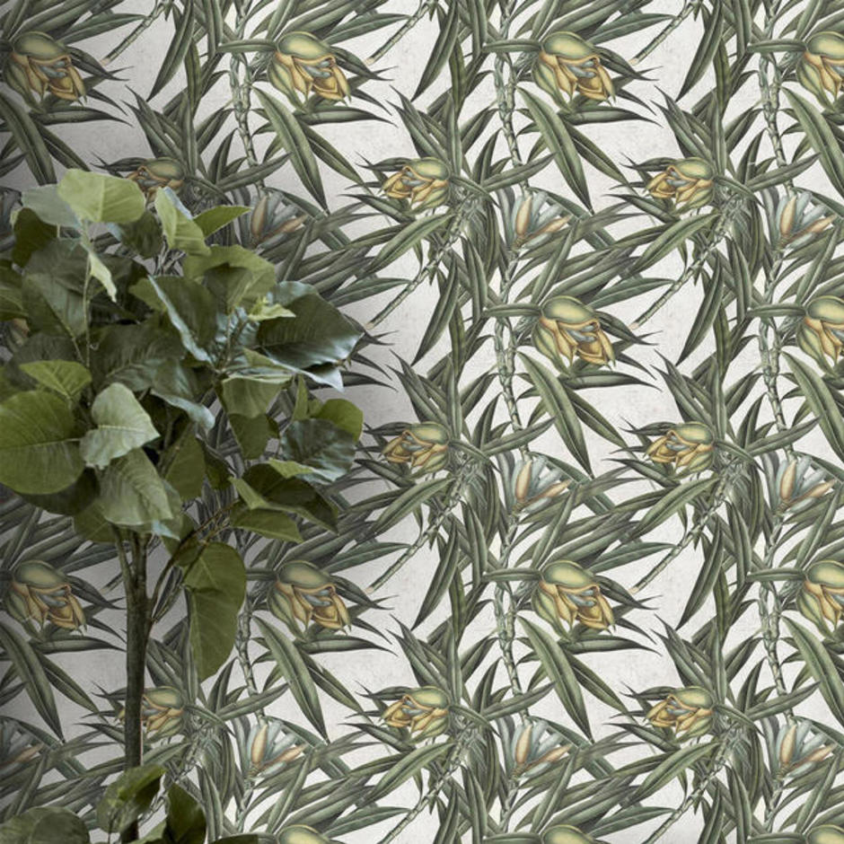 Exotic Fruit No.2 Feature Wallcovering