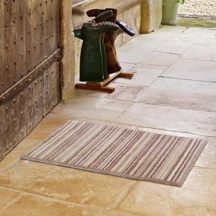 Turtle Mat - Sandstone Stripe