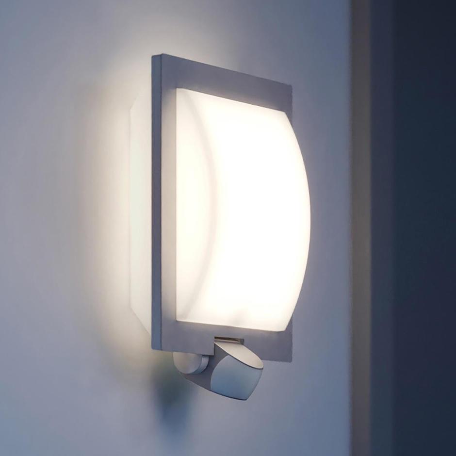 Motion Sensor Square Tile Light