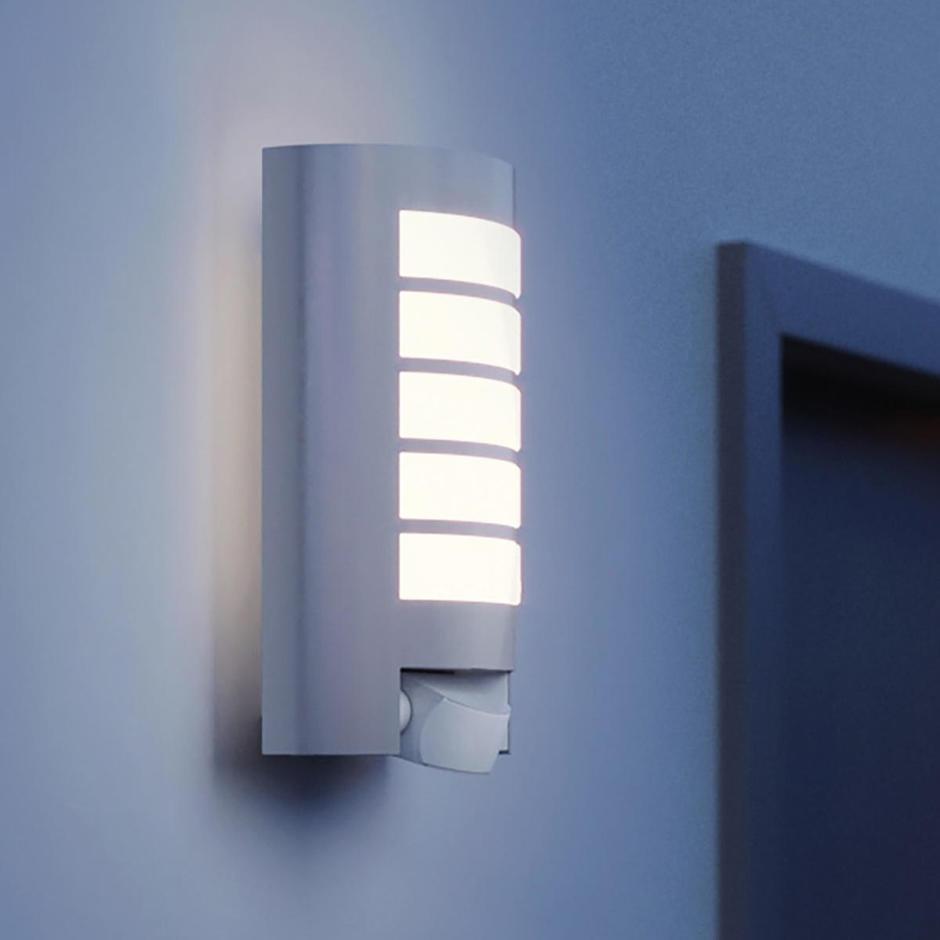 Modern Rectangular Design Light with PIR