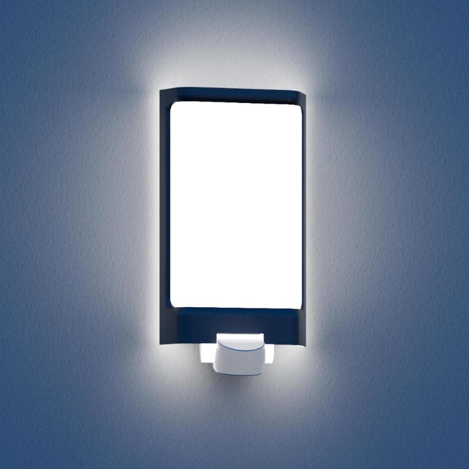 Motion Sensor Outdoor Rectangular LED Lights