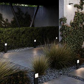 Piana Outdoor Path Lights