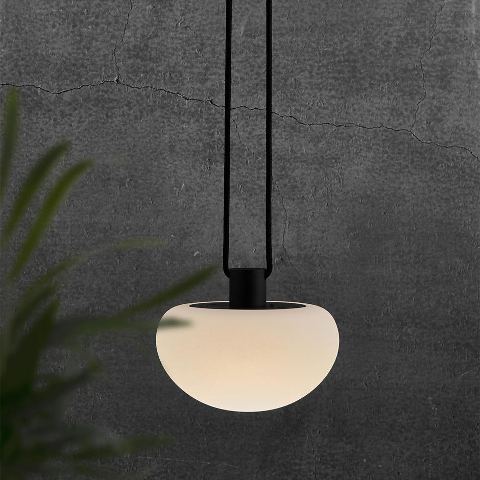 Sponge 20 LED Portable Outdoor Pendant Lamp
