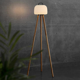 Kettle Wooden Tripod Stand