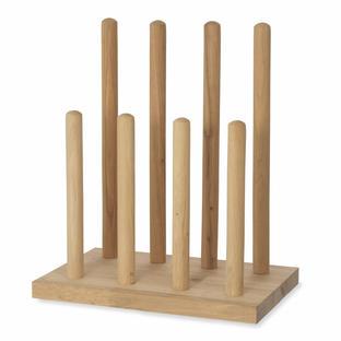 Oak Wellington Boot Stand