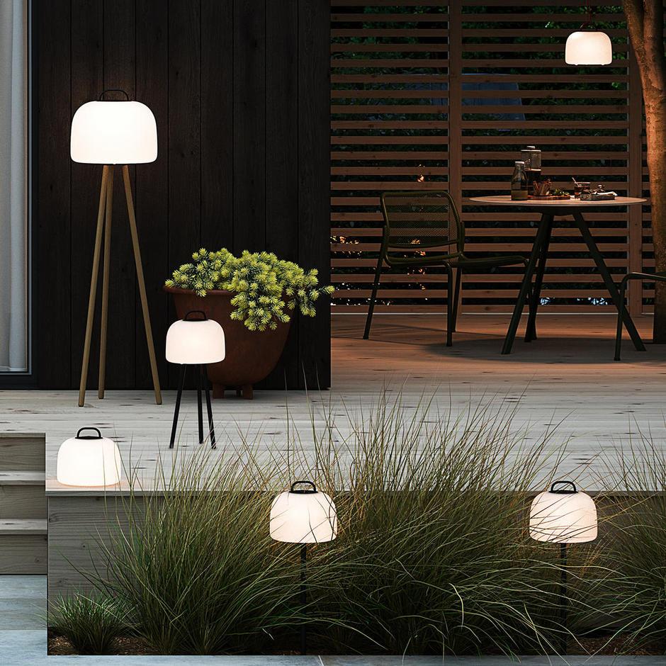 Kettle LED Portable Outdoor Lantern