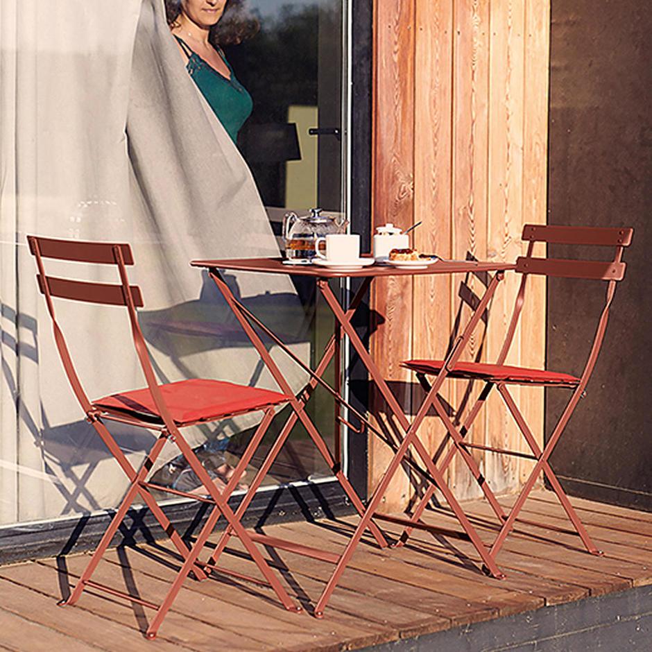 Bistro+ 57cm Square Tables