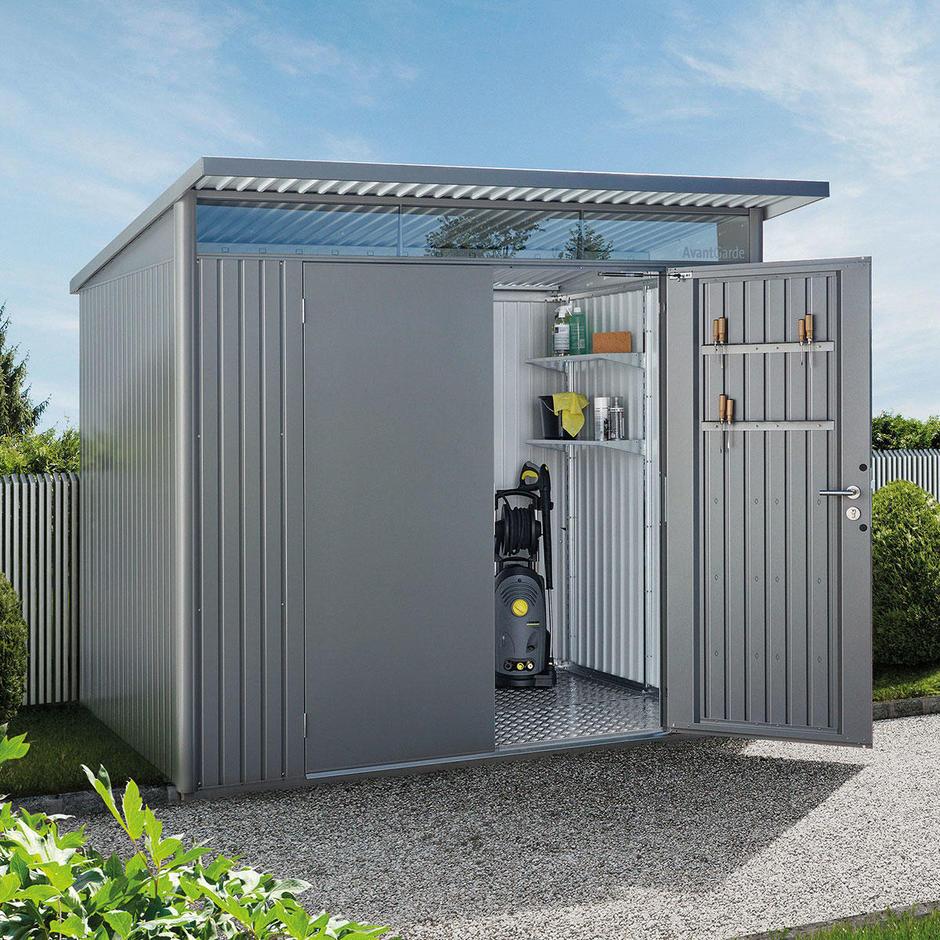 AvantGarde Garden Sheds with Double Door
