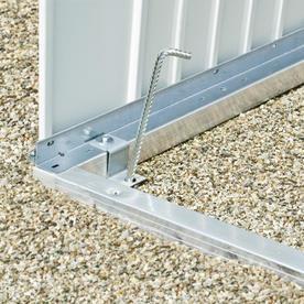 BioHort Floor frame for Europa, Equipment Locker & MiniGarage