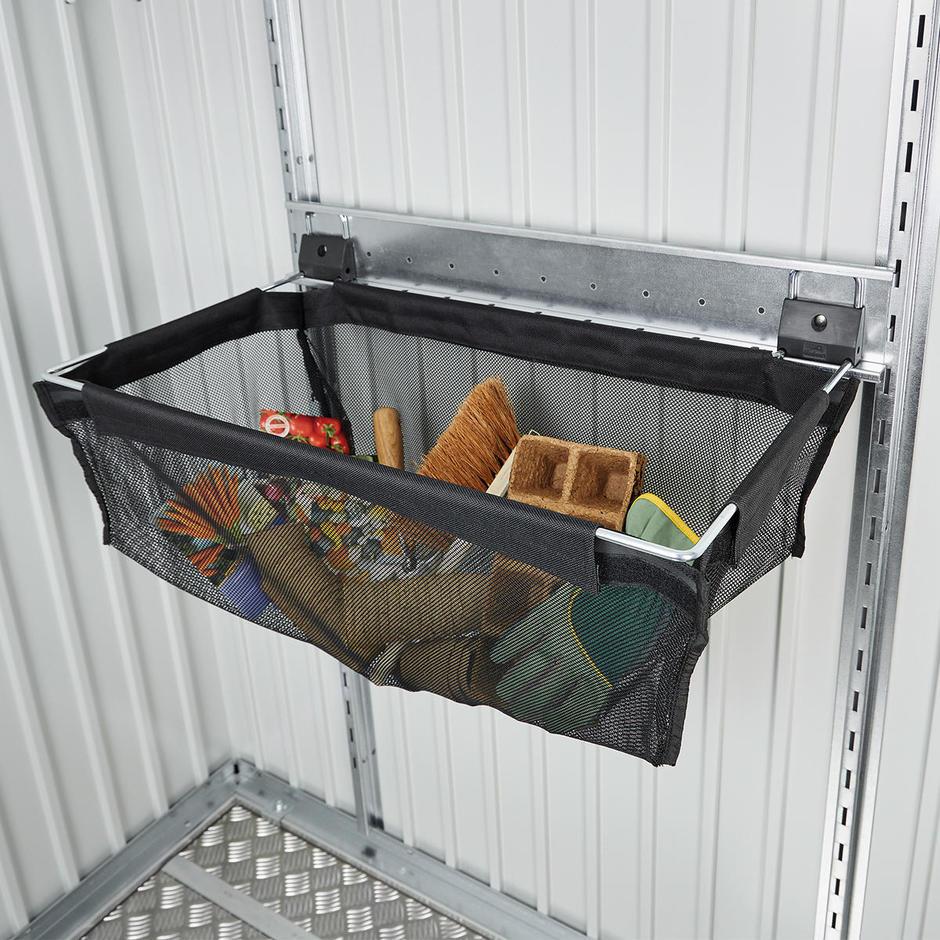 BioHort Suspension Tidy Basket with Rail