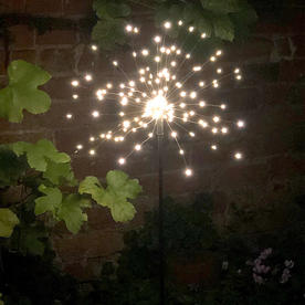 Allium Mains Floor Light