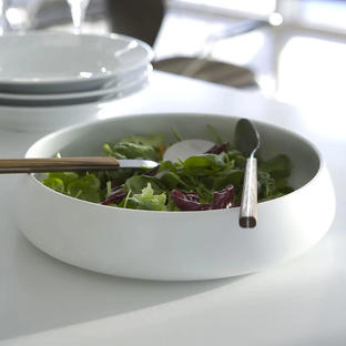 Nordic Porcelain Salad Bowl