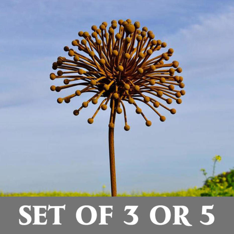 Rusted Seedhead Sets