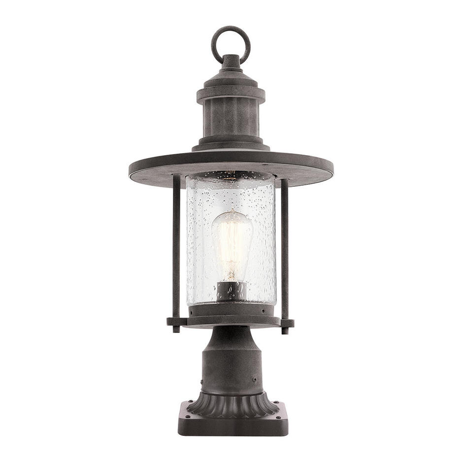 Riverwood Pedestal Lantern