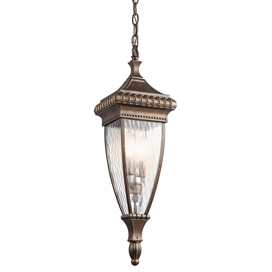 Venetian Rain Outdoor Hanging Lantern