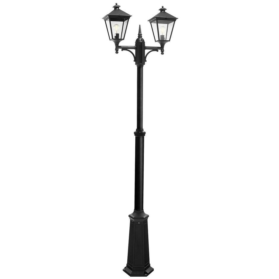 Turin Twin Post Lantern
