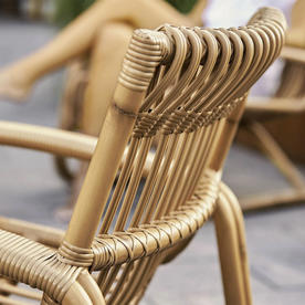 Curve Outdoor Lounge Chair