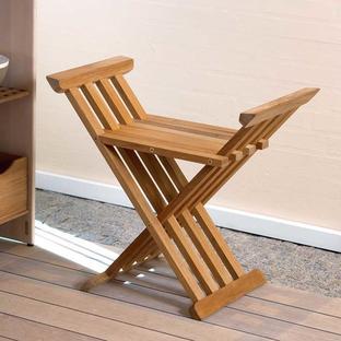 Royal Folding Teak Chair