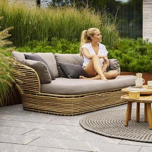 Basket Garden Sofa