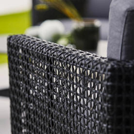 Connect Lounge Chair Open Weave