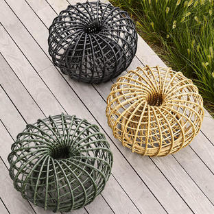 Nest Outdoor Footstool