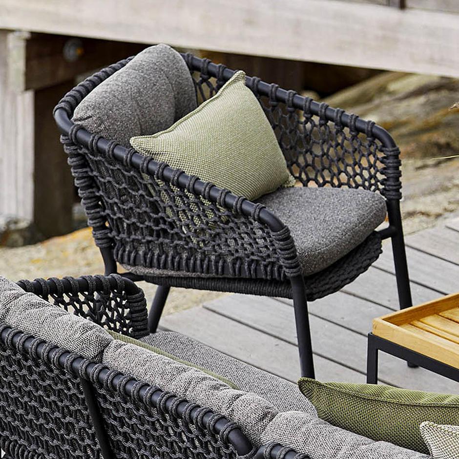 Ocean Outdoor Lounge Chair