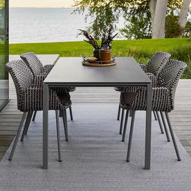 Pure Rectangular 150 x 90cm Table Bases