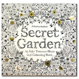 Secret Garden - An Inky Treasure Hunt