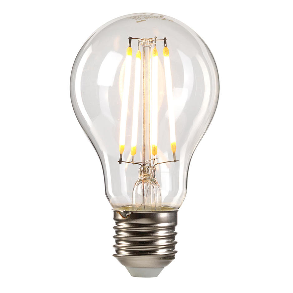 Dimmable 8W LED Filament Lightbulb