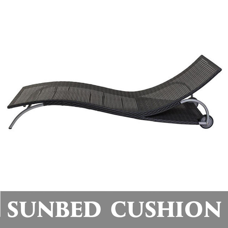 Flow Sunbed Cushion Pad