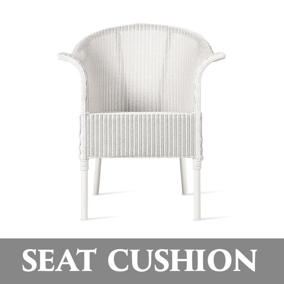 Monte Carlo and Kenzo Chair Seat Cushion