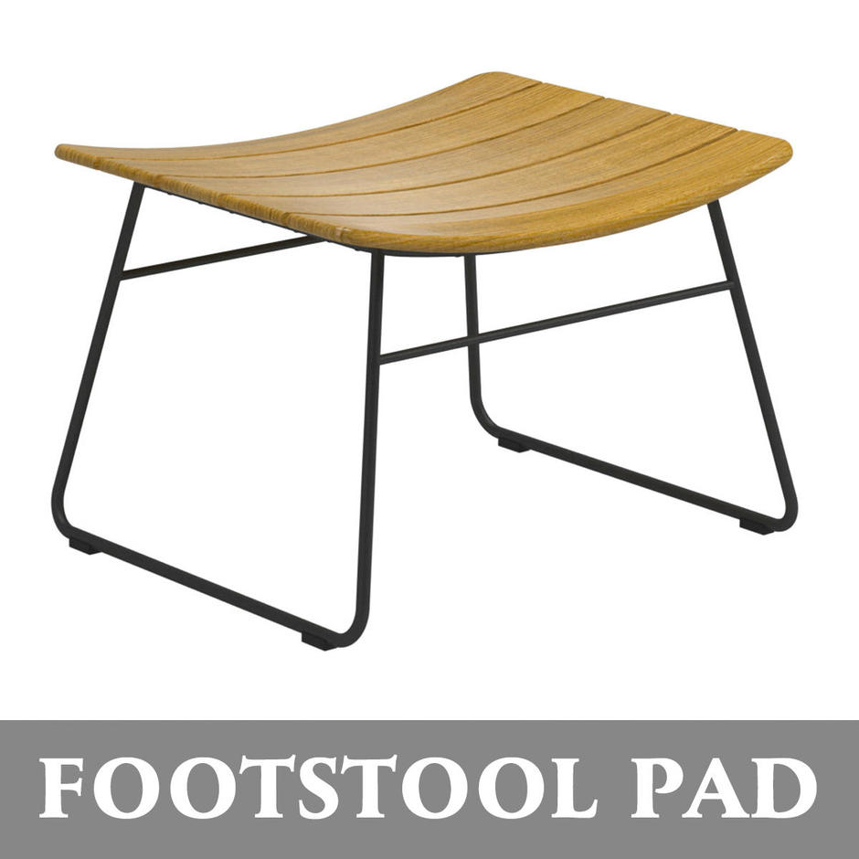 Pad Cushion for William Footstool