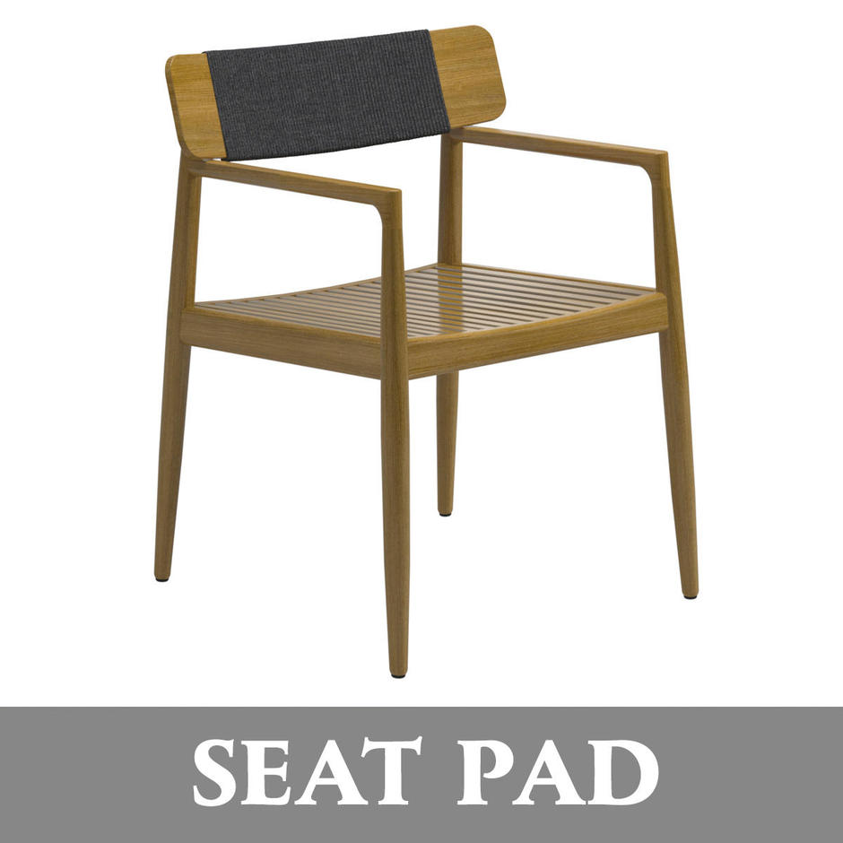 Seat Pad Cushion for Archi Dining Chair