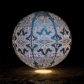 Solar Globe Outdoor Summer Lantern